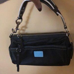 Coach purse EUC